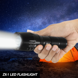 High Lumens LED Flashlight
