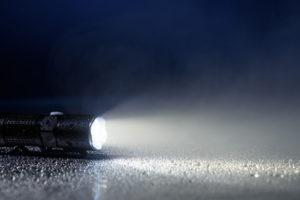 1200 Lumen LED Flashlight