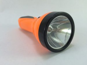 household LED flashlight